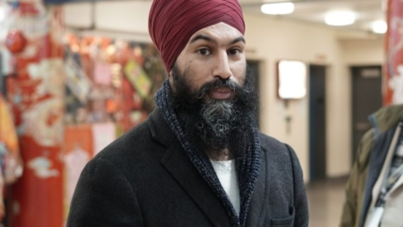 stock-jagmeet-singh-chinatown-vancouver-ndp-new-democratic-party-leader