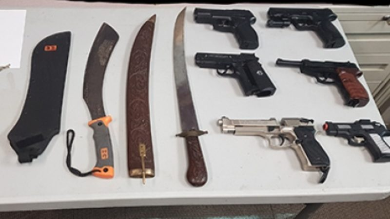knives-surrey-rcmp-bust