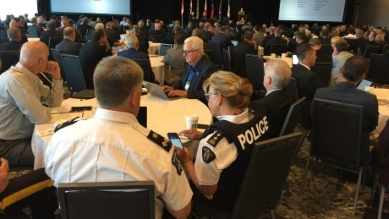 police-chiefs-conference