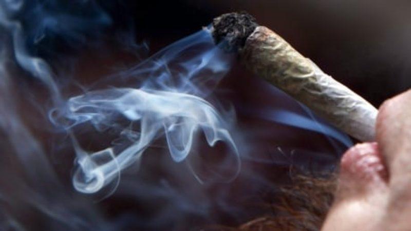 man-smokes-marijuana