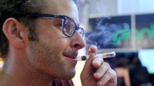 marijuana-a-man-smokes-cannabis